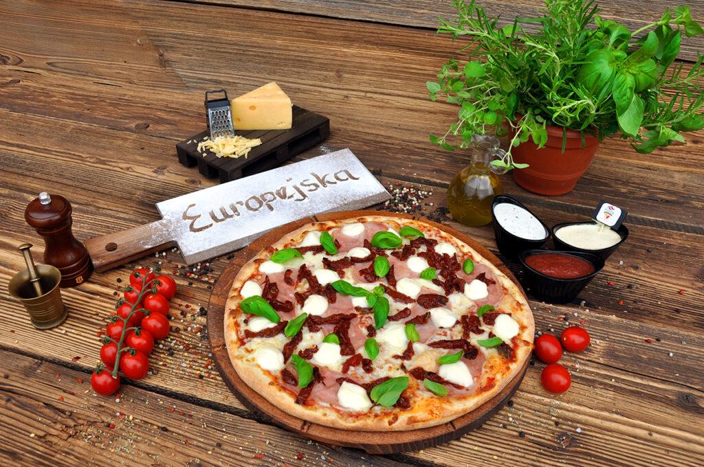 Pizza Europejska