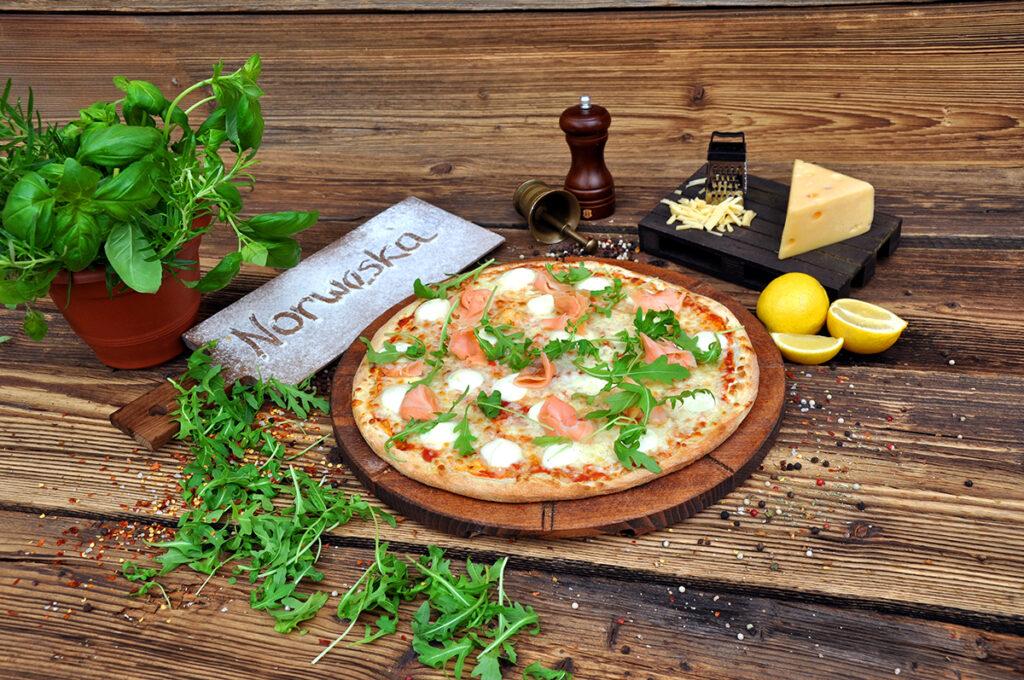 Pizza Norweska