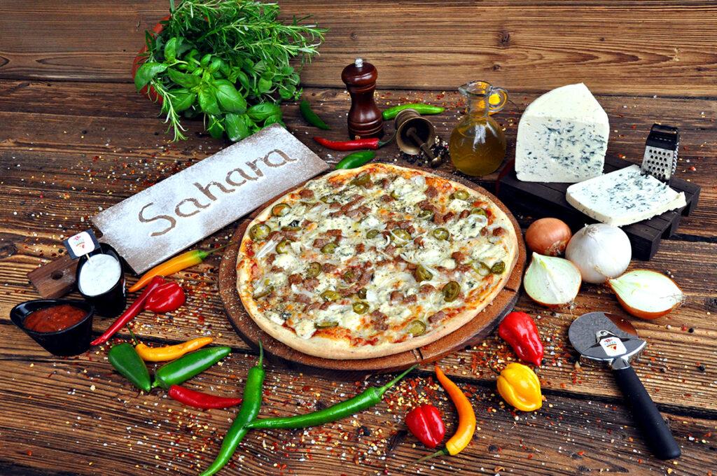 Pizza Sahara