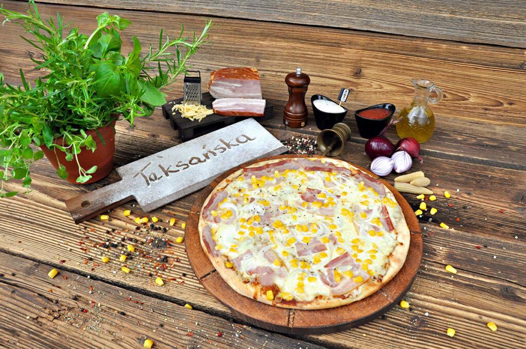 Pizza Teksańska
